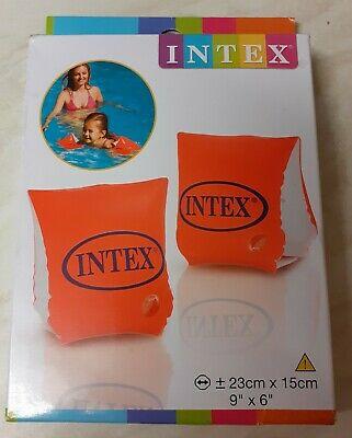"Intex Infant Swimming Armbands. 23cm x 15cm/9"" x 6"". Age 3-6"