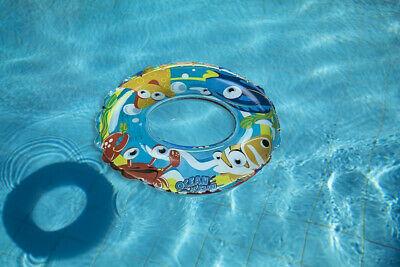 Kids Swim Ring Swimming Pool Bath Training Floating