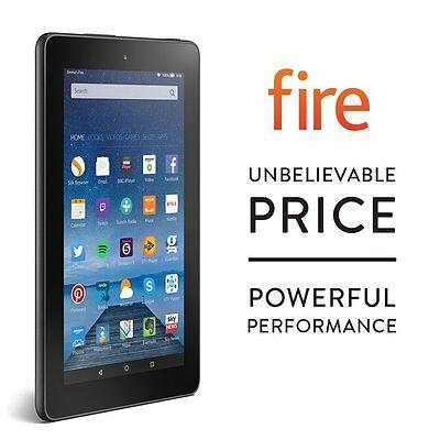 New Amazon Fire 7 Tablet with Alexa 16GB Wi-Fi - 9th Gen -