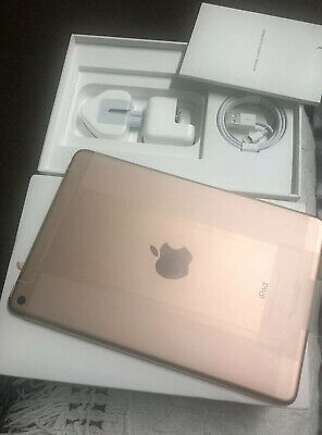 *New Apple iPad Mini 5th Generation Wifi + Cellular 64gb And