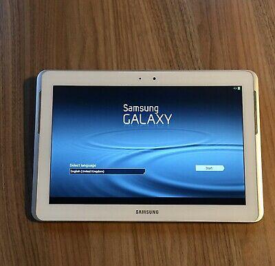 Samsung Galaxy Tab 2 GT-PGB Wi-Fi 10.1inch - White.