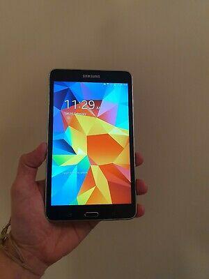 Samsung Galaxy Tab 4 SM-TGB, Wi-Fi, 7in - Black