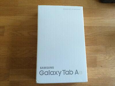 Samsung Galaxy Tab A 10.1 inch TGB, WiFi, - Black