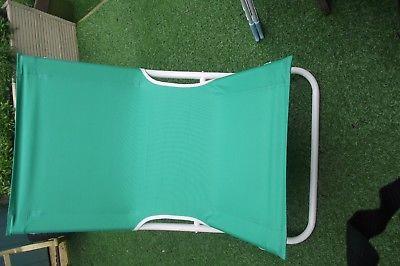 Ikea Beach chair HÅMÖ GREEN,heavy polyester fabric X 2