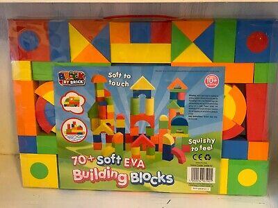 Big Pack Brick by Brick Soft Building Blocks 70+ eva brand