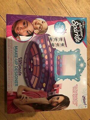 Cra-Z-Art Shimmer N Sparkle Ultimate Make Up Studio Playset