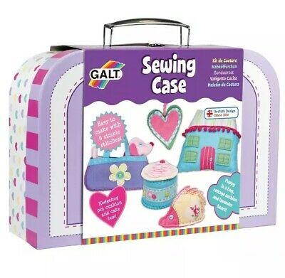 Galt Toys Creative cases Sewing Case Craft Kit - Damaged