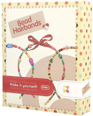 Keycraft AC120 Bead Headbands Craft Kit