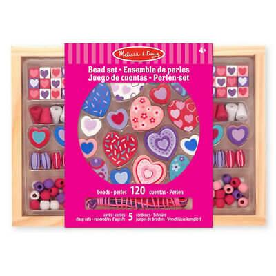 Melissa & Doug: Sweet Hearts Bead Set
