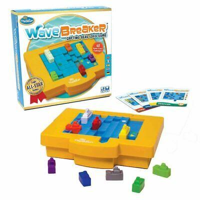 Thinkfun Shifting Seas Logic Game Puzzle Kids Dexterity Game