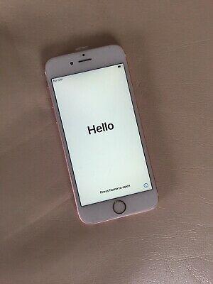 Apple Iphone 6s Rose Gold 32gb O2