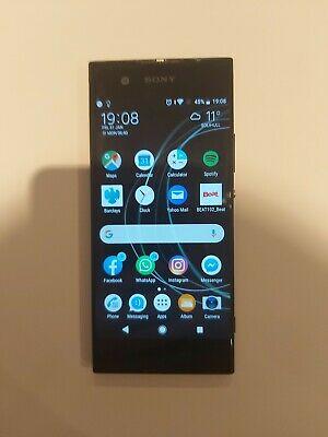 "Sony Xperia XA1 32GB BLACK 5.0"" G *UNLOCKED* 3GB RAM NFC"