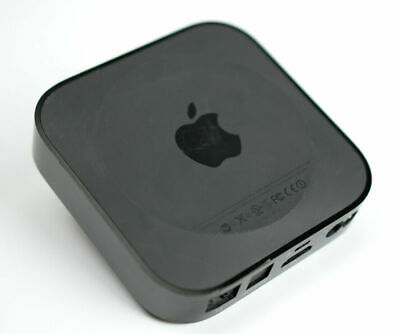 Apple TV 3rd Generation HD Media Player - Black A
