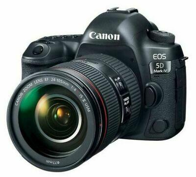 Canon EOS 5D Mark IV EF mm f/4L Camera Lens Kit -