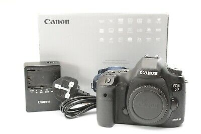 Canon EOS 5D Mark MK III MP Digital SLR Camera Body