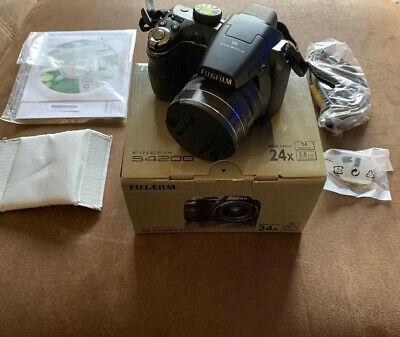 Fujifilm FinePix S Series SMP Digital Camera & 1 X