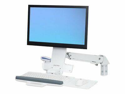 NEW! Ergotron  Styleview Sit-Stand Combo Arm Wall