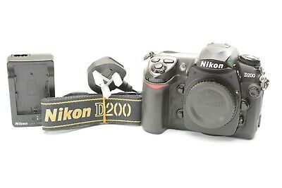 Nikon DMP SLR Digital Camera Body Only - Black
