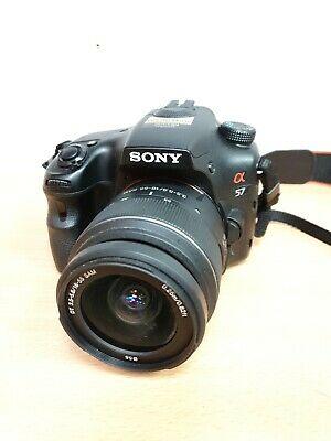 Sony Alpha AMP Digital SLR Camera