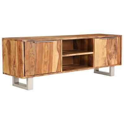 vidaXL Solid Sheesham Wood with Honey Finish TV Cabinet