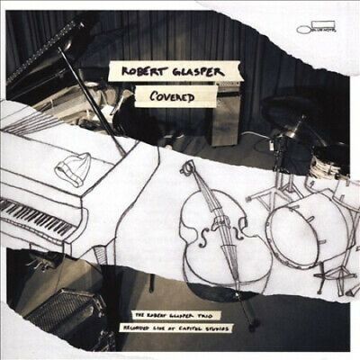 Covered: The Robert Glasper Trio Recorded Live at Capitol