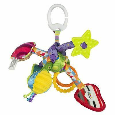 Lamaze Tug & Play Knot Baby Toys & Activities 0m+ - New