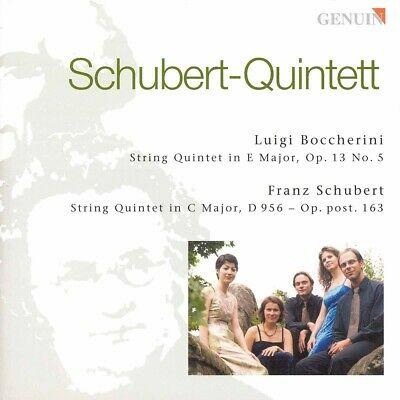 Schubert Quintet - Boccherini: String Quintet Op. 13/5;