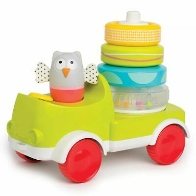 Taf Toys Stacking Truck Crawl 'n Stack Kids Baby Educational