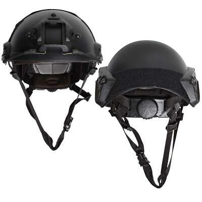 Airsoft Strike Systems Military Style Fast Helmet Railed