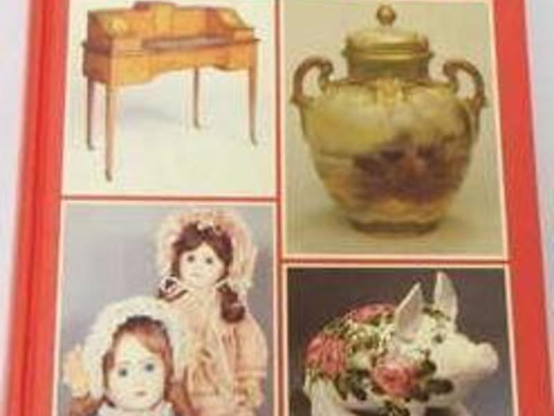 BOOK / ENCYCLOPAEDIA - ANTIQUES PRICE GUIDE
