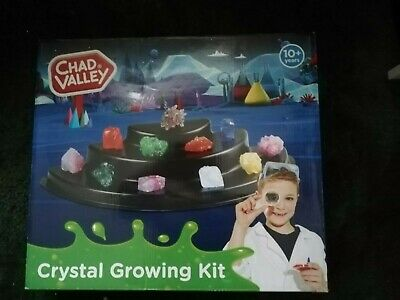 Chad Valley Crystal Growing Kit