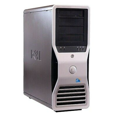 Dell Precision T PC case only used