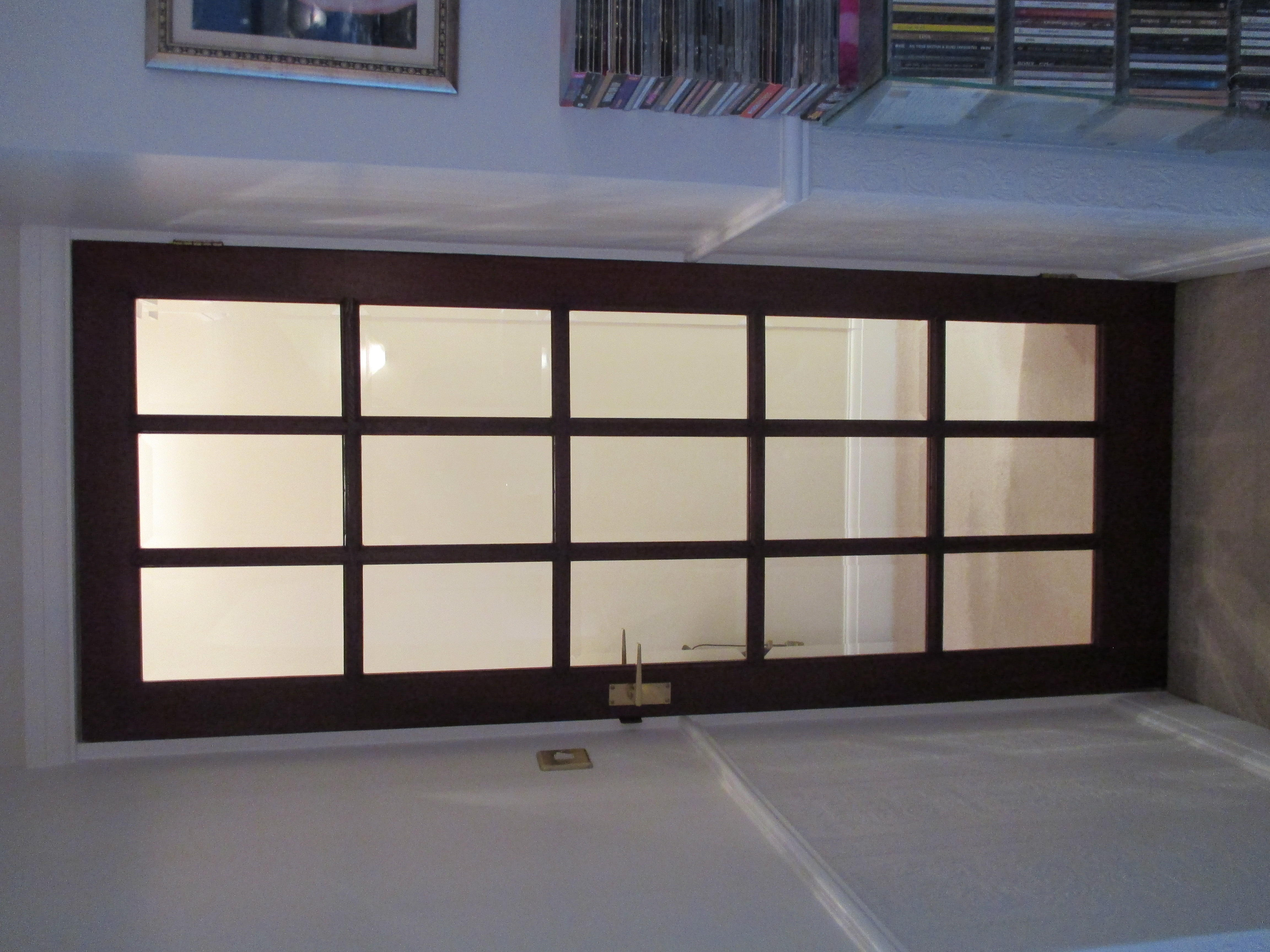 GLAZED/SOLID INTERNAL DOORS