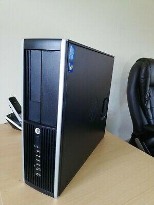 HP  SSF i Vpro Quad core 2.8ghz 8GB Ram 240GB SSD