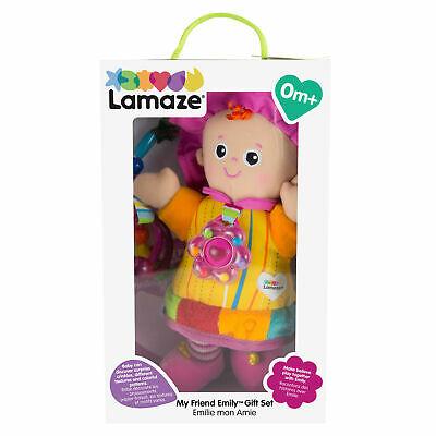 LC Lamaze My Friend Emily & Beads Teether Kids