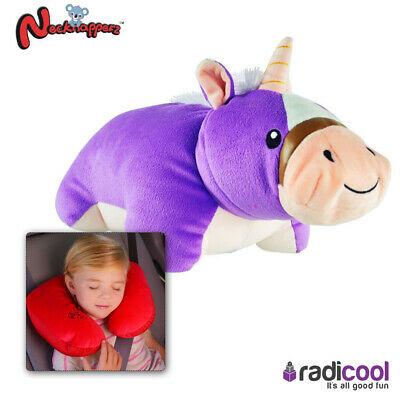 New! Necknapperz Twinkle the Unicorn Children's Soft Toy