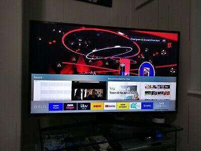 Samsung Ultra HD 4K 40 inch smart TV UE40KUK
