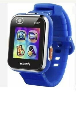 VTech Kidizoom DX2 Dual Camera Smart Watch - Blue