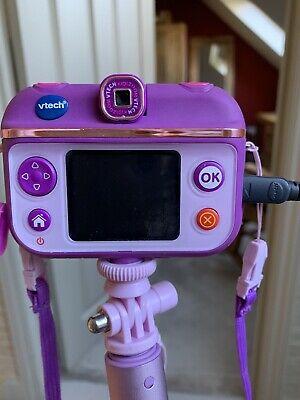 VTech  Kidizoom Selfie Cam Toy - Purple