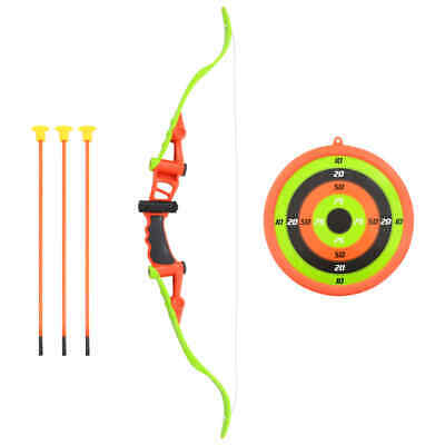 vidaXL 5 Piece Kids' Archery Set 68cm Multicolour Plastic