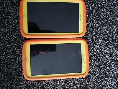 2x Samsung Galaxy Tab 3 Kids SM-TGB, Wi-Fi, 7in spears