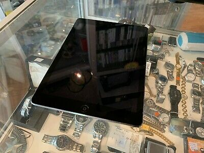 APPLE IPAD AIR 1ST GEN IN SPACE GREY / 32GB / WIFI ONLY -