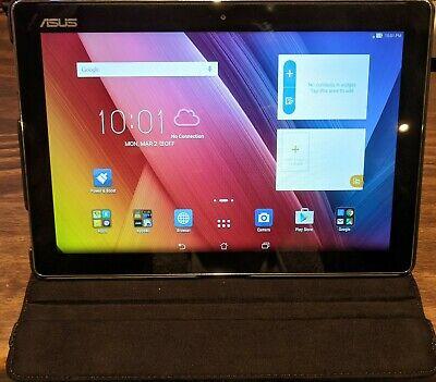 ASUS ZenPad 10 Z300C 16GB, Wi-Fi, 10.1in Black,almost no