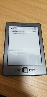 Amazon D Kindle 4th Generation 2GB Wi-Fi 6 inch spares