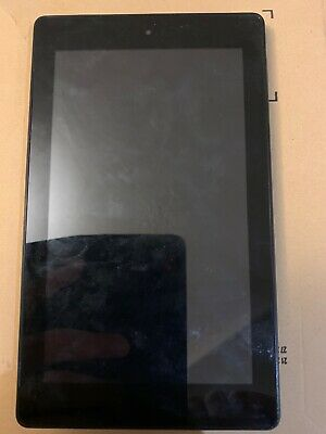 Amazon Fire HD 6 8gb Wi-fi 6in - Black, Used But Good