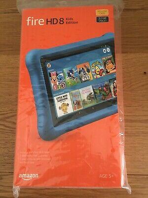"Amazon Fire HD 8 Kids Edition 32 GB Tablet 8"" Display Yellow"