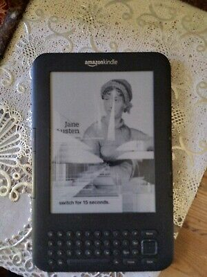 Amazon Kindle Keyboard (3rd Generation) Wi-Fi (Unlocked), 6