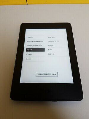 Amazon Kindle Paperwhite 6th Generation 4GB Wi-Fi 6 inch