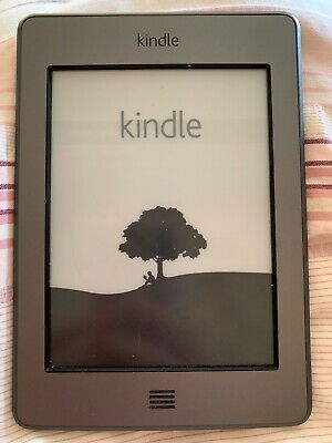 Amazon Kindle Touch (4th Generation) 4 GB, Wi-Fi + 3G 6 In