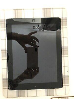 Apple iPad 2 64GB, Wi-Fi, 9.7in - Black Broke Screen